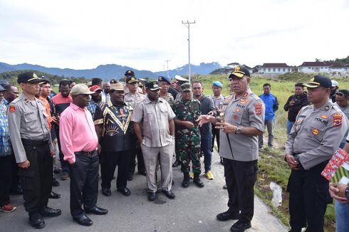 Sopir Truk Tewas Diamuk Massa di Hadapan Polisi, Kapolda Papua: Anggota yang Datangi TKP Akan Diperiksa Propam