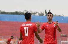 Final Piala Gubernur Jatim 2020, Dutra Sebut Persija Fokus Recovery