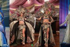 Hebohnya Kostum Nasional di Ajang Miss Universe 2015