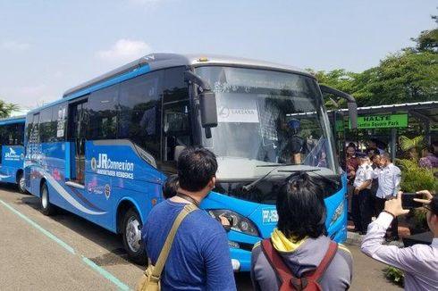 Peluncuran Layanan Bus Komuter Baru dari Bogor ke Jakarta
