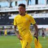 Paderborn Vs Dortmund, Jadon Sancho Dedikasikan Hat-trick untuk George Floyd