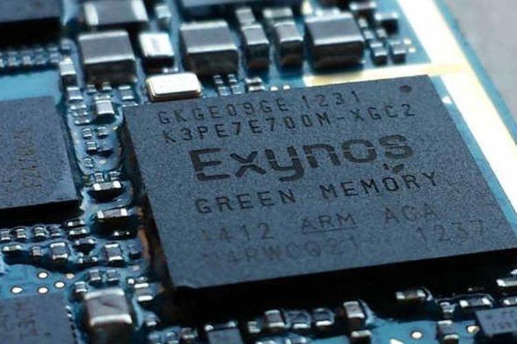 Ilustrasi Samsung Exynos
