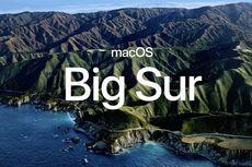 Apple Umumkan MacOS Big Sur, Pertama Mendukung ARM