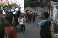 Kereta Kencana Kirab Kemenangan Jokowi Kini Dipakai Gibran-Selvi