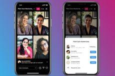 Instagram Rilis Live Rooms, Siaran Langsung dengan 4 Akun Sekaligus