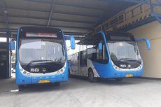 Sempat Dikandangkan karena Video Tak Senonoh, Bus Transjakarta Zhong Tong Kembali Beroperasi