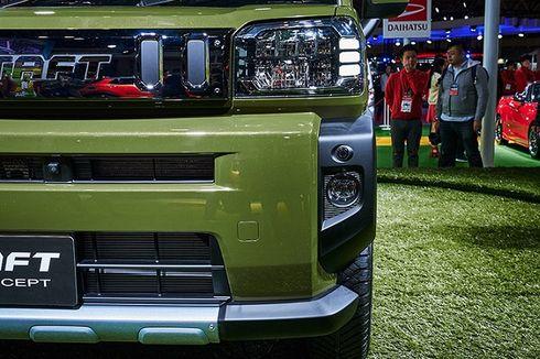 Daihatsu Taft Reborn Jadi Lebih Mungil, Siap Dijual Juni 2020
