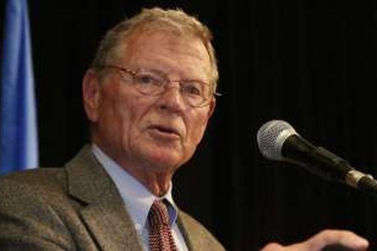 Senator Jim Inhofe