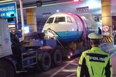 Pesawat N250 Gatotkaca Dimuseumkan, Begini Sejarah Perjalanannya...