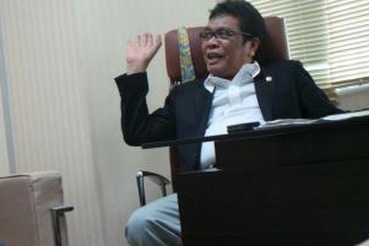 Anggota DPR asal Fraksi Golkar Ridwan Bae