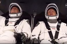 Mengenal Bob dan Doug, Astronot yang Terlibat dalam Misi Bersejarah SpaceX-NASA