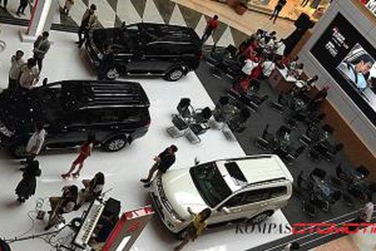 Varian Mitsubishi Pajero Sport makin lengkap