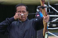 Jokowi Berniat Jadi Atlet PON 2020