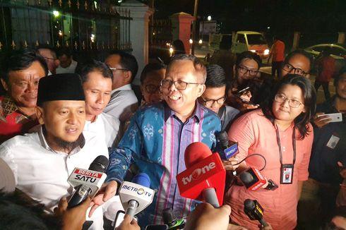Tim Kampanye Daerah Minta Dilibatkan dalam Pemerintahan Jokowi-Ma'ruf