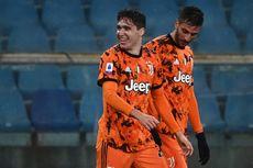 Babak I Sampdoria Vs Juventus - Gol Federico Chiesa Bawa Bianconeri Unggul
