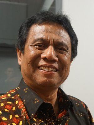 Kepala Dinas Pendidikan Jawa Tengah Gatot Bambang Hastowo