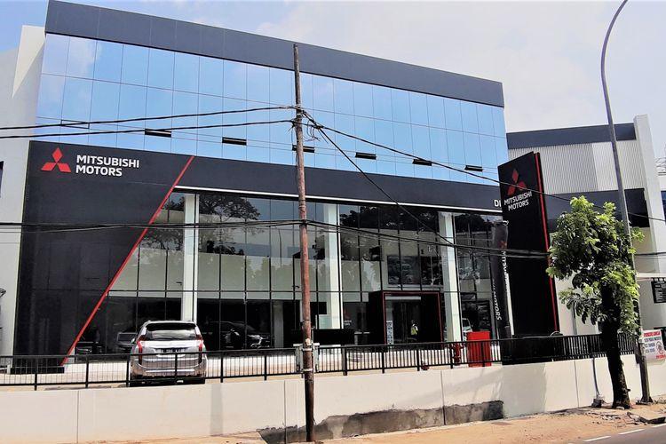 Diler baru Mitsubishi di Kembangan, Jakarta Barat