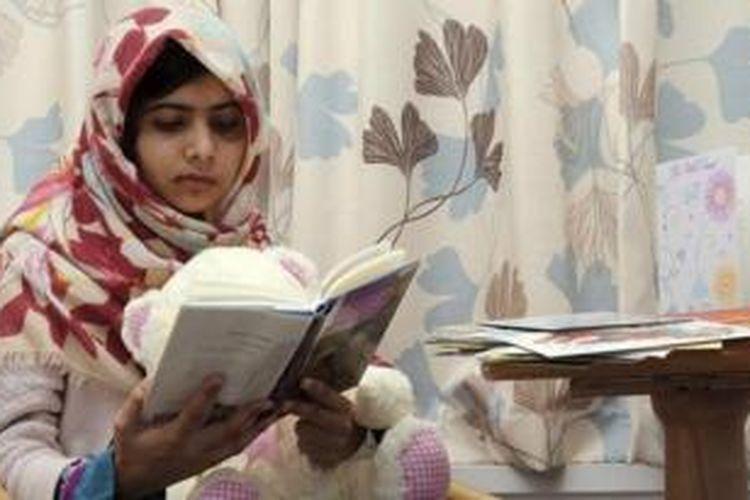Malala Yousafzai akan merayakan ulang tahunnya yang ke-16 dengan memberikan pidato di markas besar PBB di New York, AS.