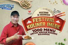Beragam Promo di Festival Kuliner Imlek Blibli