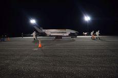 Pesawat Rahasia AS Kembali ke Bumi Setelah 780 Hari di Luar Angkasa