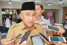 Positif Covid-19, Mohammad Idris Dirawat di RSUD Kota Depok