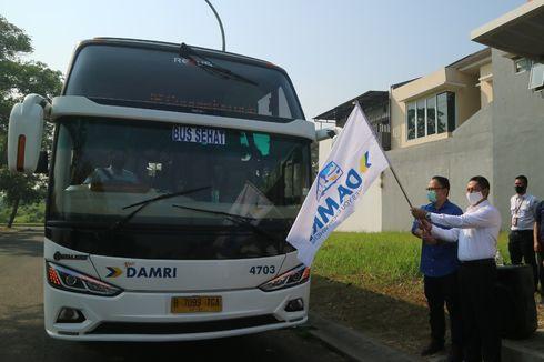 Rute Terbaru DAMRI, Grand Wisata Bekasi-Epicentrum Kuningan Jakarta