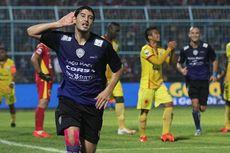 Cedera Hamstring, Vizcarra Absen pada Final Piala Presiden 2017?