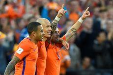 Hasil Kualifikasi Piala Dunia, Belanda Pangkas Jarak dengan Perancis
