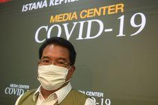 Tanggapan Satgas Covid-19 soal Klaim Obat Covid-19 Hadi Pranoto di Video Youtube Anji
