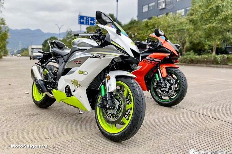 Huaying R6, tiruan motor supersport Yamaha YZF-R6