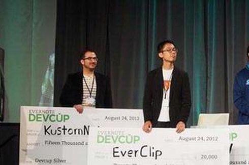 Devcup, Ajang Unjuk Gigi Pengembang Aplikasi Evernote