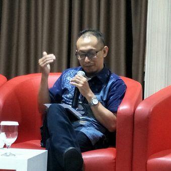 Analis politik Exposit Strategic Arif Susanto