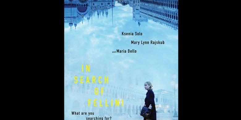 Sinopsis In Search Of Fellini Kisah Petualangan Gadis Amerika Di Italia Demi Bertemu Idola Halaman All Kompas Com