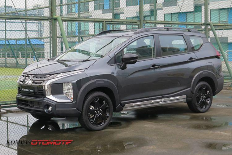 Mitsubishi Xpander Cross Rockford Fosgate Black Edition 2021
