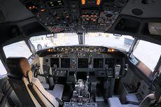 Layar Kokpit di Ribuan Pesawat Rawan Terganggu Sinyal Ponsel