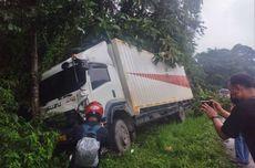 Keluarga Korban Kecelakaan Bus Gumarang dan Kecelakaan Beruntun Sitinjau Lauik Terima Santunan Rp 50 Juta