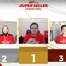 Pemilik DMNC Store Raih Juara 1 J&T Super Seller 2021