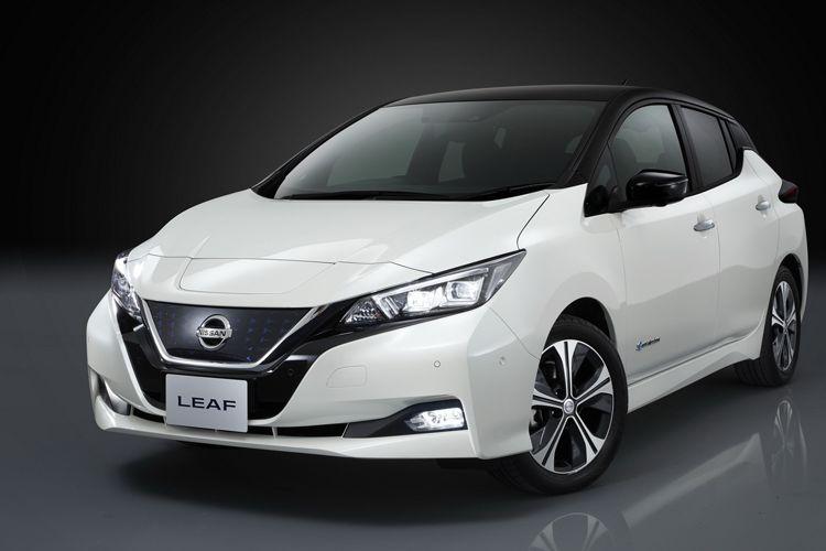 All New Nissan Leaf resmi diluncurkan untuk pasar Eropa