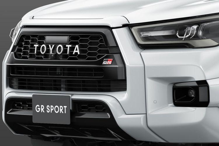 Toyota Hilux GR Sport versi JDM
