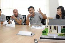 Nol Persen Kayu, Rumah Murah Ini Ditawarkan Rp 86 Juta Per Unit