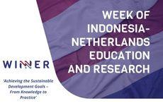 Indonesia-Belanda Gelar Pekan Pendidikan dan Riset, Terbuka untuk Umum