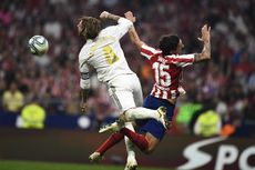 Jadwal Final Piala Super Spanyol, Real Madrid Vs Atletico Madrid
