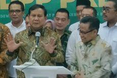 PKB Ingin Duetkan Cak Imin dan Prabowo, Gerindra Tak Tutup Pintu