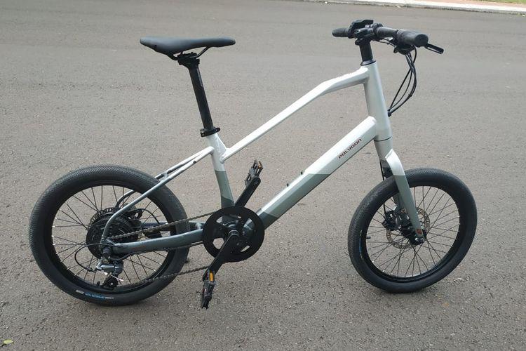 Gili Velo, e-bike dari Polygon