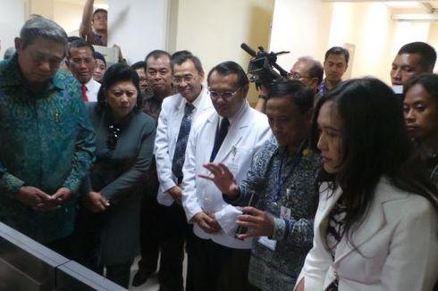 SBY Tetap Resmikan RS Pekerja meski Belum Bisa Beroperasi