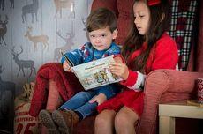 Sering Dibacakan Dongeng, Latih Anak Jadi Pendengar yang Baik