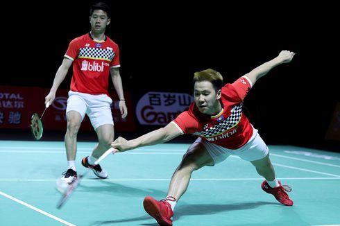 Hasil Semifinal BWF, Marcus/Kevin Akui Keunggulan Endo/Watanabe