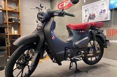 Honda Super Cub C125 Punya Warna Baru, Cek Harganya