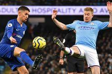 Chelsea Vs Man City, The Blues Bisa 'Bantu' Liverpool Juara Malam Ini