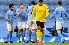 Hasil Lengkap Liga Champions, Satu Kaki Real Madrid-Man City di Semifinal